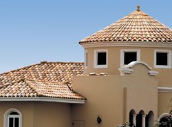 Through Various Production Techniques Manufacturers Have Been Able To Augment The Traditional Range Of Roof Tile Colors Include Earth Tones That Blend